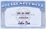 Social Security changes for 2020